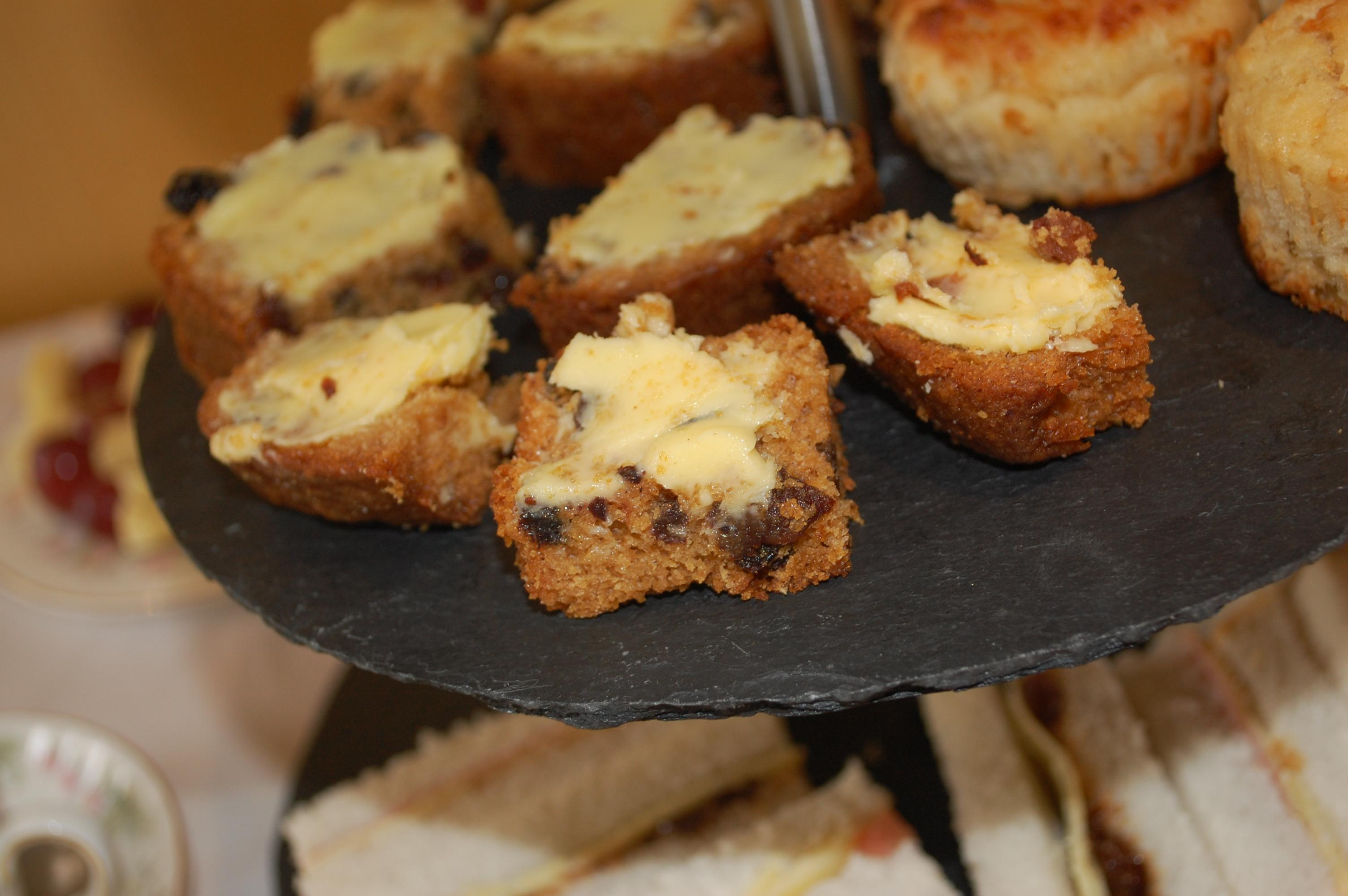 Bara Brith butter