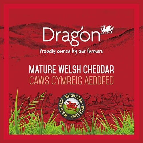 Mature Welsh Cheddar
